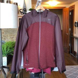 Men's Nike Shield Chainmaille Full Zip Jacket
